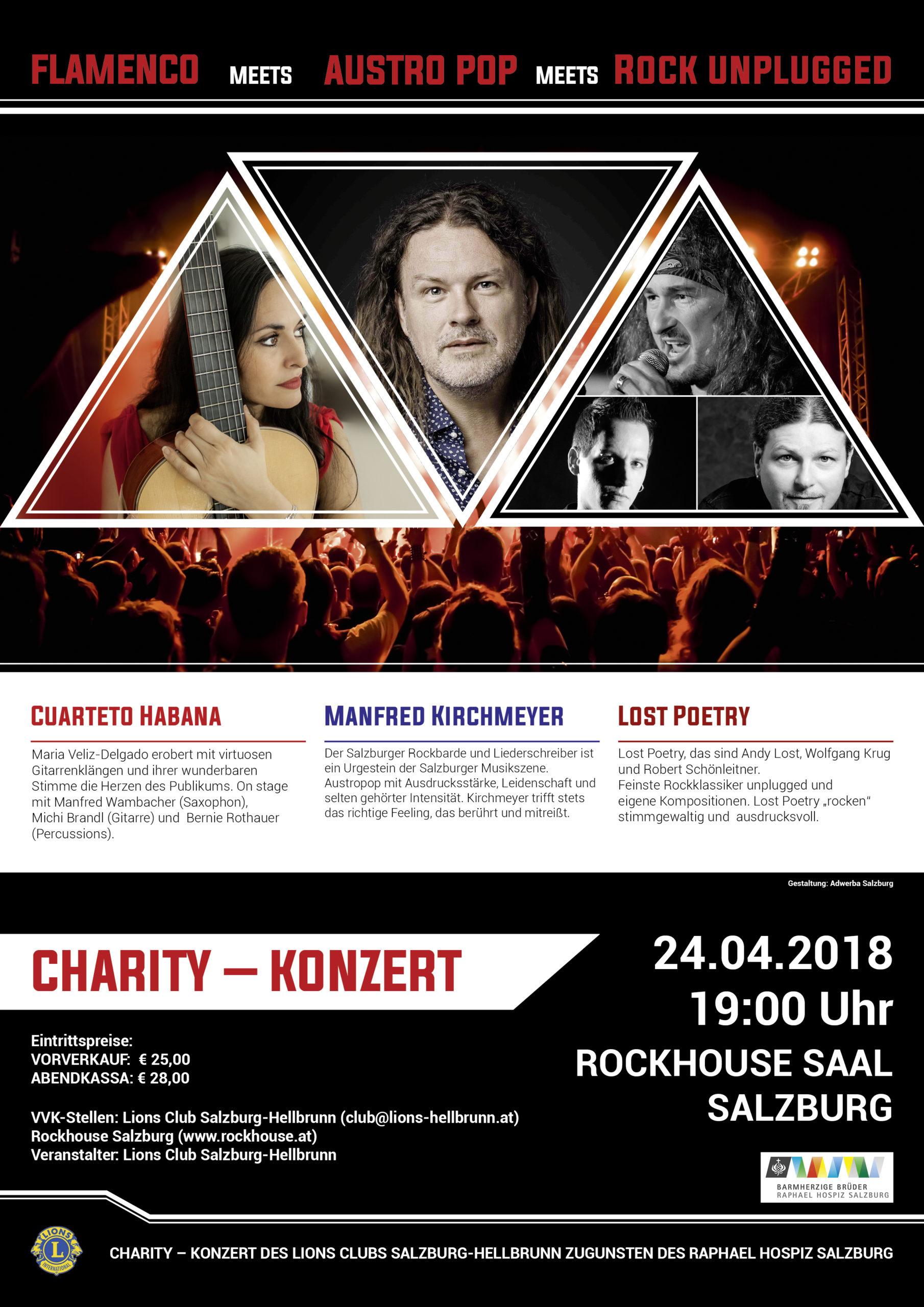 Charity imRockhouse