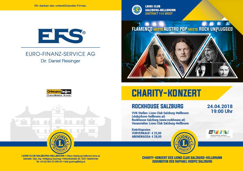 Charity im Rockhouse