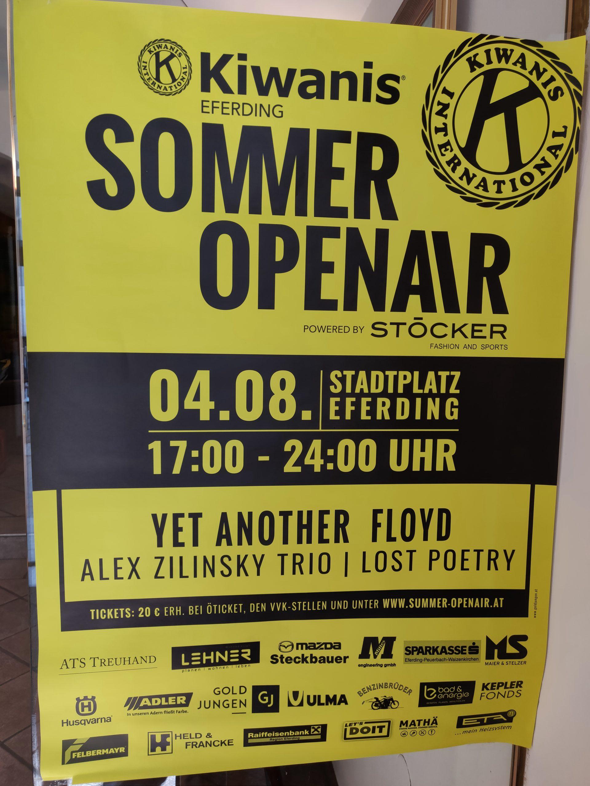 Kiwans Sommer Openair